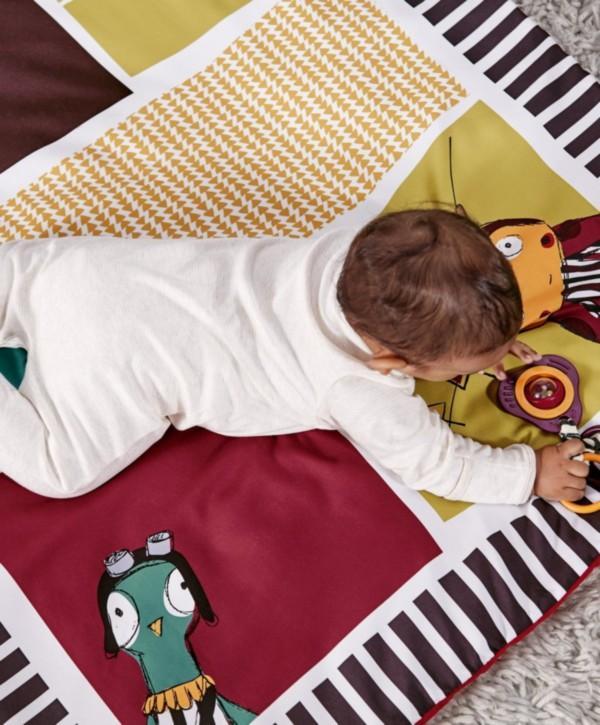 Mamas & Papas suur mängumatt, Babyplay - Mamas&Papas