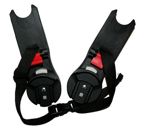 Baby Jogger City Select adapteri Cybex/Nuna autokrēsliem - Baby Jogger