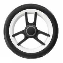 Teutonia Front Wheel 3 190 Black/White - Teutonia