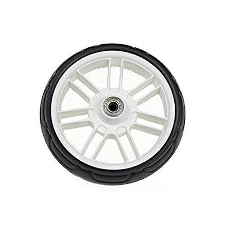 Teutonia Front Wheel 7R 190 White - Teutonia