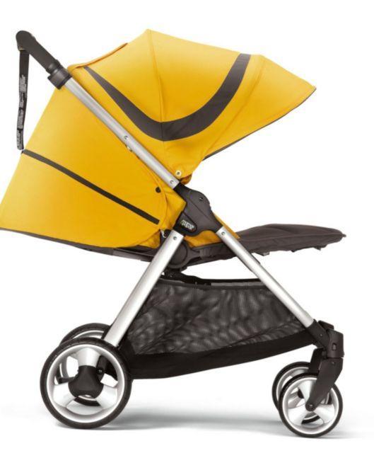 Mamas & Papas Armadillo XT sportinis vežimėlis, Ochre - Mamas&Papas