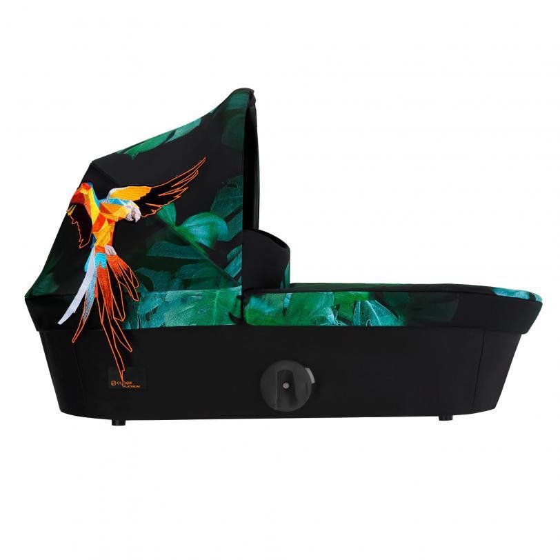 Cybex Mios Carry Cot FE R Birds of Paradise - Cybex