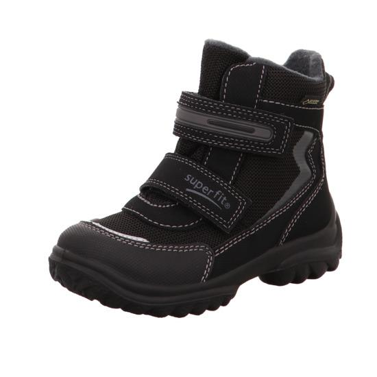 Super fit SNOWCAT Black/Grey 33 - Super fit