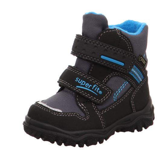 Super fit HUSKY1 Black/Blue 30 - Super fit