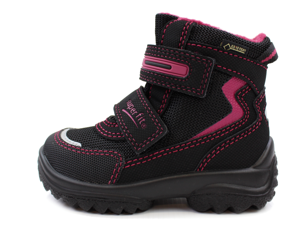 Super fit SNOWCAT Black/Red 24 - Super fit