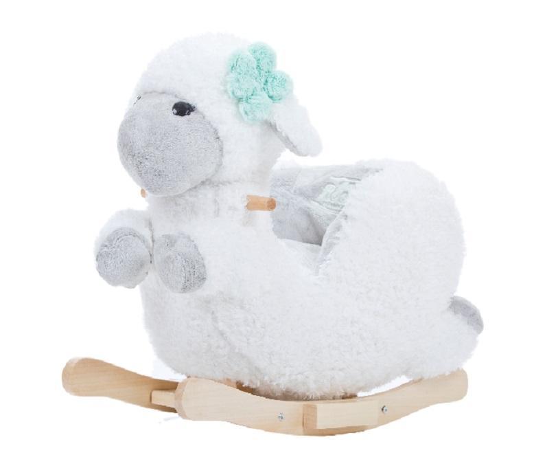 Jumpy Gerardos Toys šūpuļdzīvnieciņš Sheep ar mūziku - Jumpy