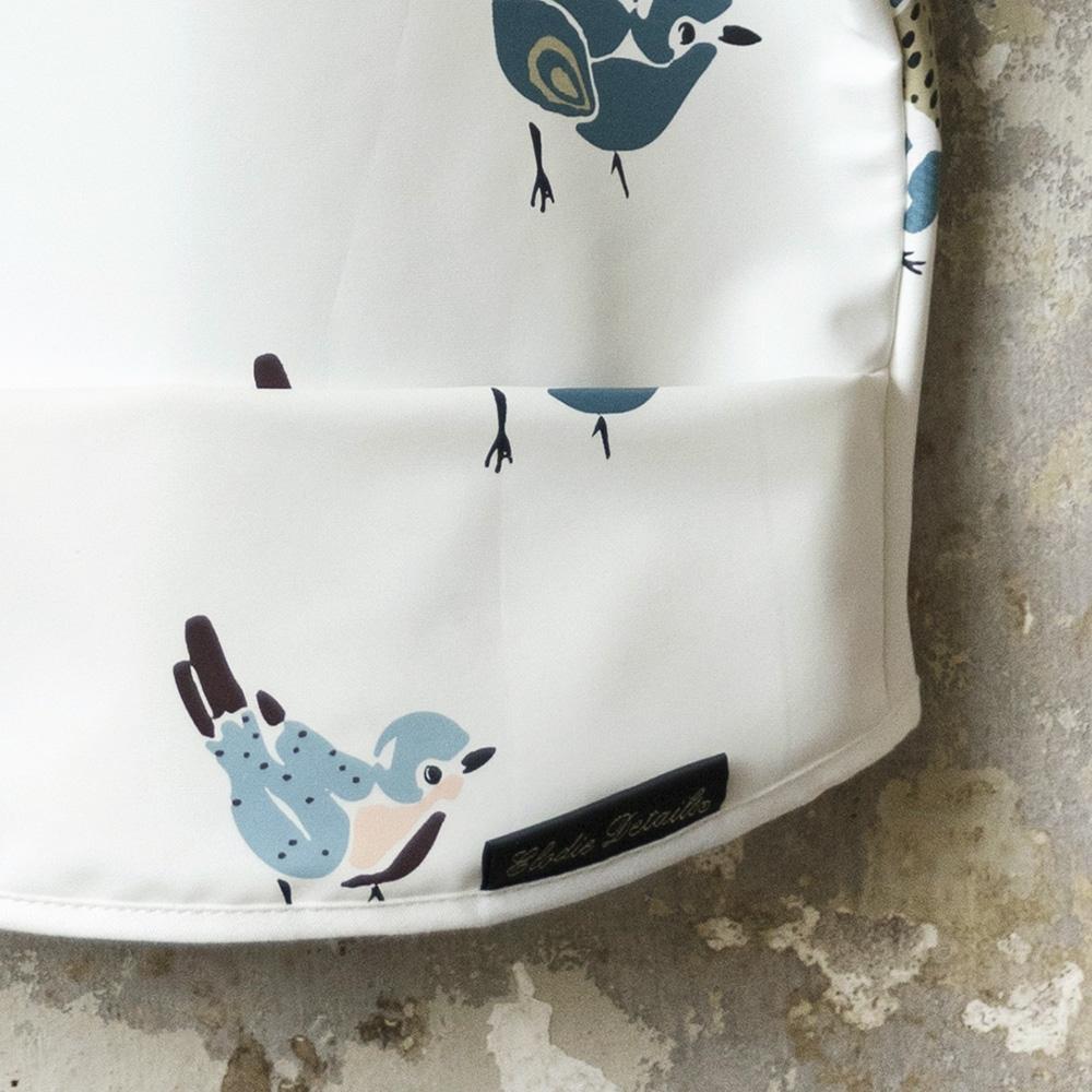 Elodie Details varrukatega pudipõll Feathered Friends - Elodie Details