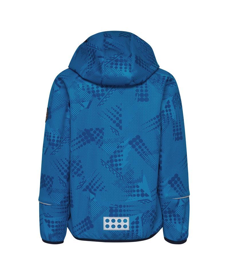 Legowear SIAM 202 - SOFTSHELL JACKET Blue 122 - Legowear