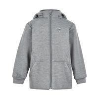 Minymo Softshell jacket -Boys JUNIOR Grey Melange 104 - Minymo
