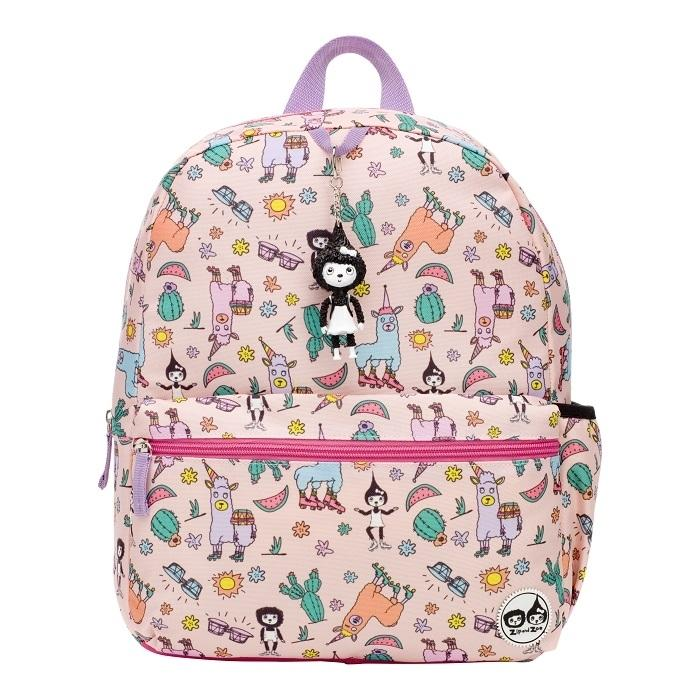 BabyMel Zip & Zoe Junior Backpack Lama - BabyMel