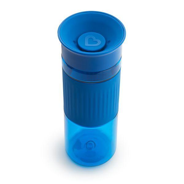 Munchkin Miracle 360 Hydration Bottle Blue 24oz  - Munchkin