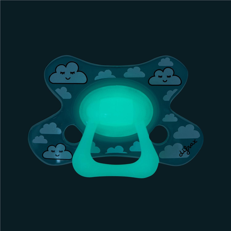 Difrax čiulptukas šviečiantis naktį 6+ mėn - Difrax