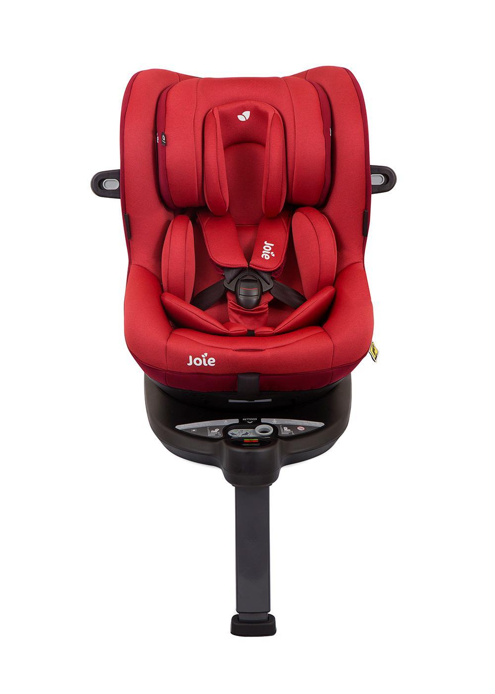 Joie i-Spin 360 (0-18kg) Childseat Merlot - Joie