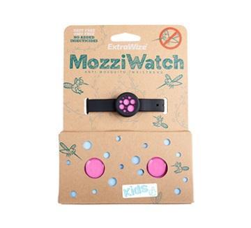 ExtraWize Looduslik sääsetõrjevahend Mozziwatch roosa  - ExtraWize