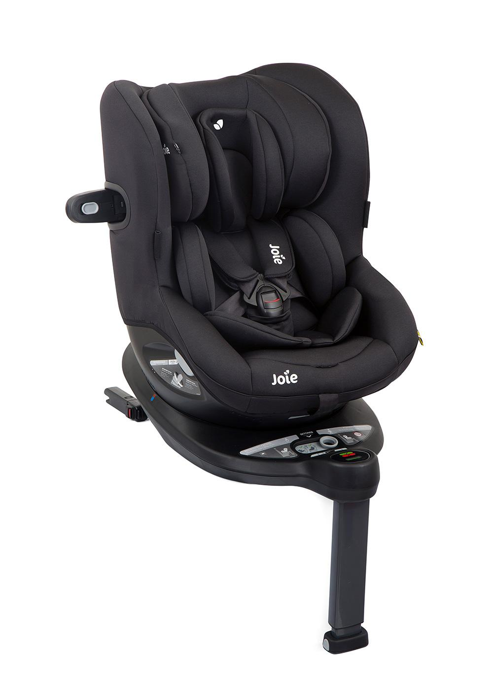 Joie i-Spin 360 (0-18kg) Childseat Coal - Joie