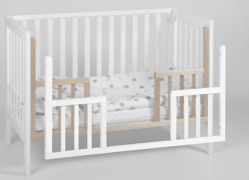 Troll (Little Footprint) Troll Toddler Rail (28mm) White - Troll (Little Footprint)