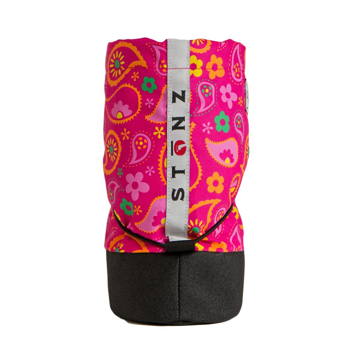 Stonz Booties - Paisley Pink - Fuchsia  - Stonz