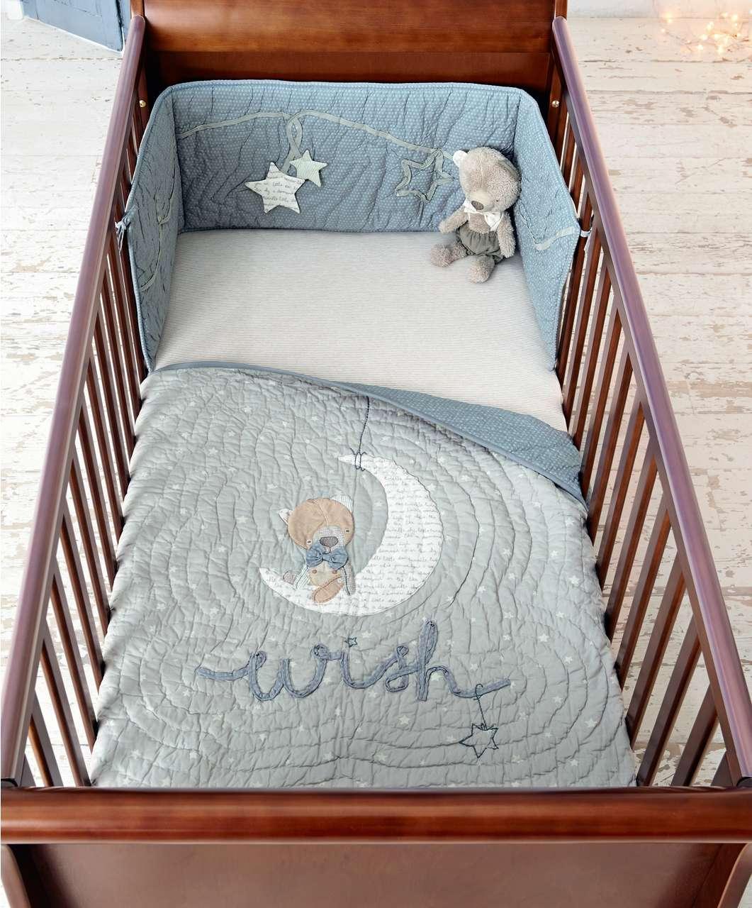 Mamas & Papas gultas pārsegs M&B Boy - Mamas&Papas