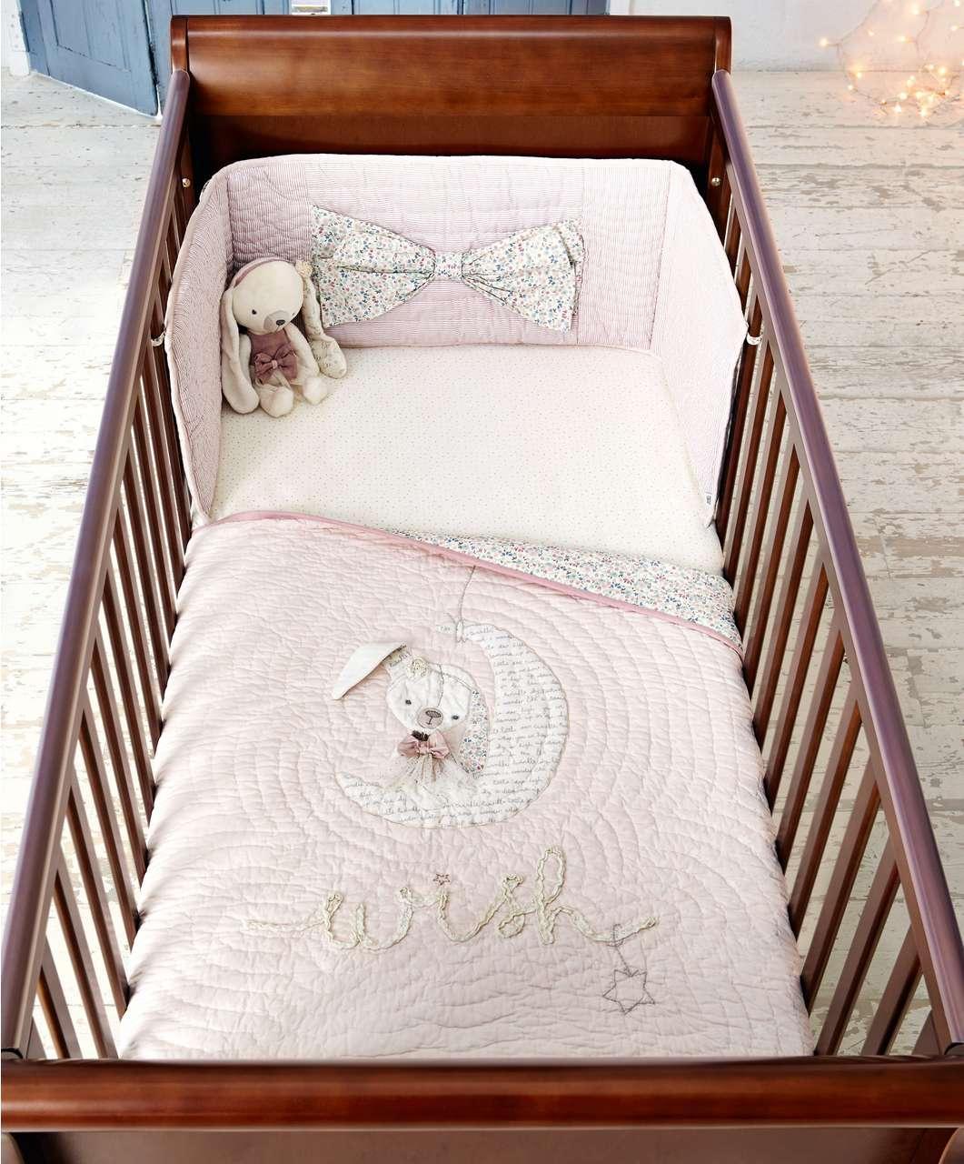 Mamas & Papas gultas pārsegs M&B Girl - Mamas&Papas