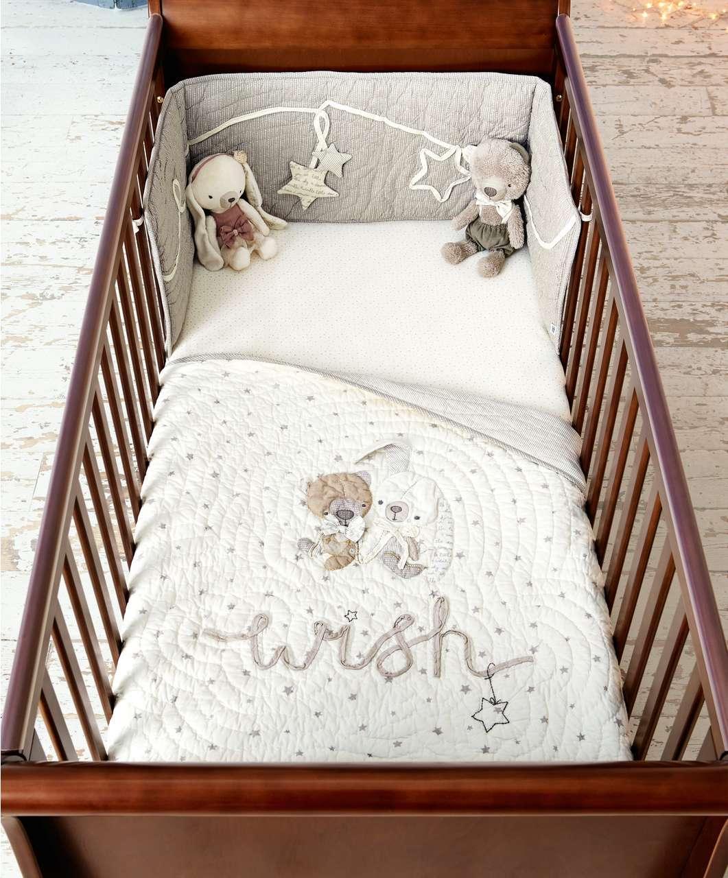 Mamas & Papas gultas pārsegs M&B  - Mamas&Papas