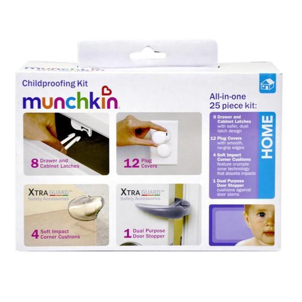 Munchkin turvakomplekt (25pcs) - Munchkin