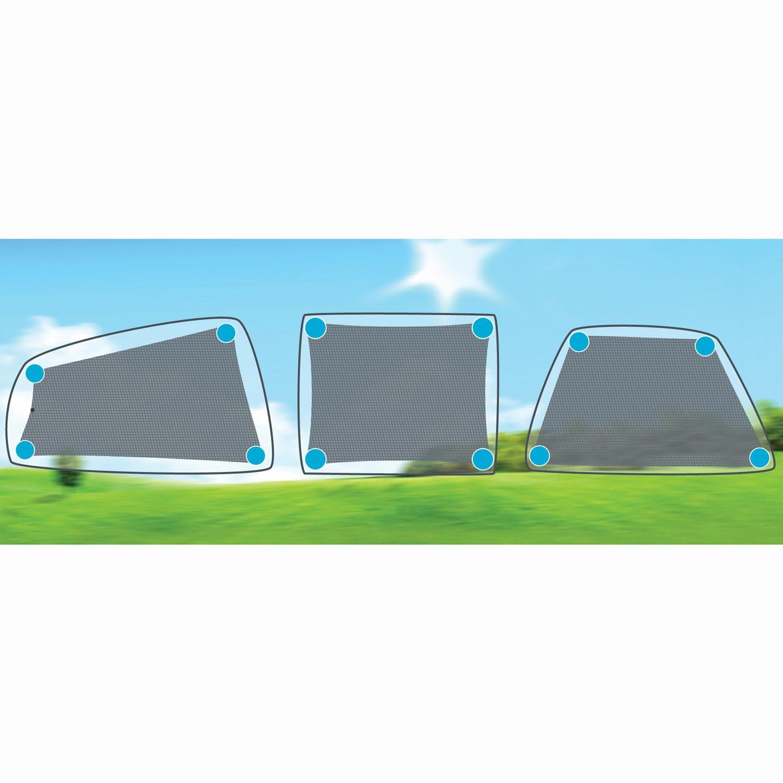 Munchkin veniv päikesevari aknale Stretch To Fit - Munchkin